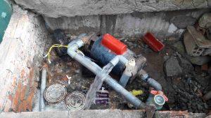 Nguyên nhân máy bơm lên nước yếu và cách sửa cực đơn giản
