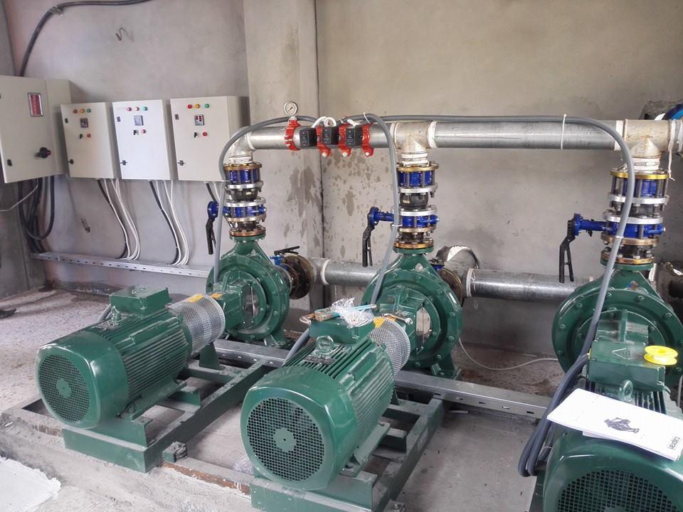 Bảo trì máy bơm nước